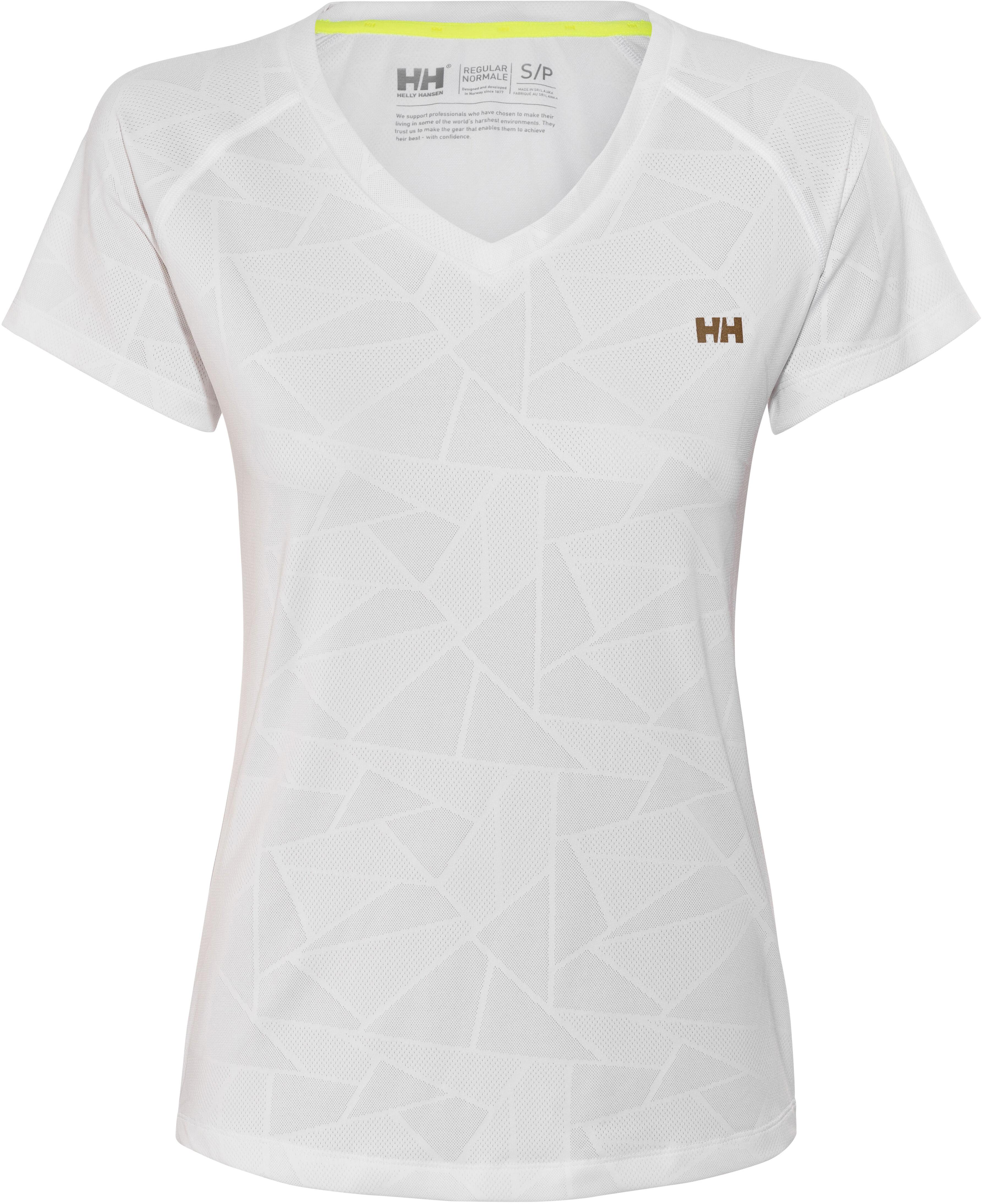 845353f298e Helly Hansen Selsli t-shirt Dames wit